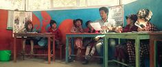 Social Entrepreneurs Create Maya Universe Academy to Help Solve Nepal's Education Problems