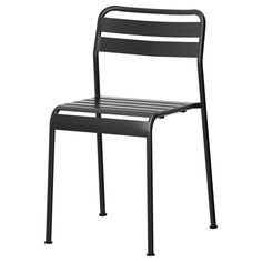 ROXÖ Chair - grey - IKEA - for outside Ava's room, and as backup extra verandah dining table chairs