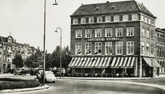 Cafetaria Rotonde, Willemsplein, Den Bosch. Alles te koop! Koffie, belegde broodjes, warme lunch, sigaren en sigaretten.. Nu is het Cafe Restaurant BUURT, alles is nog steeds te verkrijgen. Nu ook met ontbijt en diner, bier, fris en wijn!