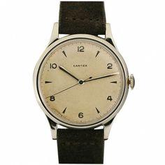 A Cartier vintage watch