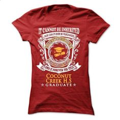for YOU who graduated from Coconut Creek High School - #hoodie womens #hoodie tutorial. I WANT THIS => https://www.sunfrog.com/States/for-YOU-who-graduated-from-Coconut-Creek-High-School-Ladies.html?68278