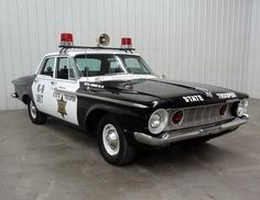 1962 Plymouth Cruiser, wow, how fast do you think that engine could go...www.PoliceHotels.com