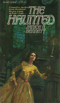 Janice N. Bennett: The Haunted