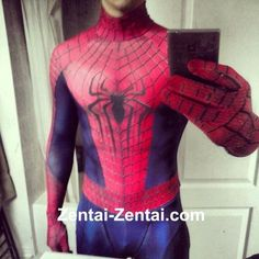 Photo from our client (Durham Spidey) who's invited to attend the Amazing Spiderman 2 premiere in Toronto! #cosplay