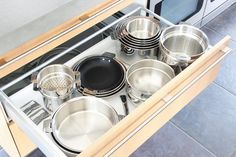 Premium Cookware for Even the Smallest Kitchen