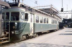 Swiss Railways, Bahn, Locomotive, History, World, Random, Trains, Europe, Photo Illustration