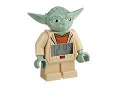 Star Wars. Yoda minifigura reloj despertador.