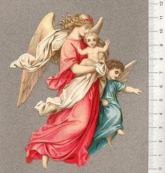 Angel-med-barn | par Cilla in Sweden