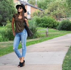 Fall Outfit! #jeansoutfit #casualoutfit #style #ootd