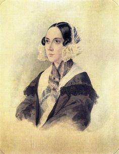 Розен Анна Васильевна (жена декабриста) 1832