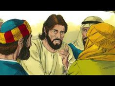 Childrens' Bible Stories -The Last Supper (Easter) -October 19  -2 Fish Talks - YouTube