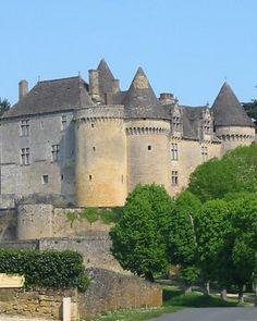 Château de Fenelon   Perigord noir, Dordogne