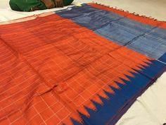 Pure khadi silk sarees Price:5500 Order what's app 7995736811