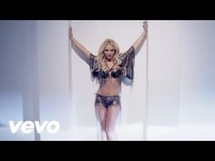 """Pin for Later: Wedding Music: Over 100 Pop Songs to Get Everyone on the Dance Floor """"Work B**ch"""" by Britney Spears Cl Album, Britney Spears Halloween Costume, Michael Jackson, Edm, Madonna, Recessional Songs, Walt Disney, Britney Spears Gif, Workout Songs"""