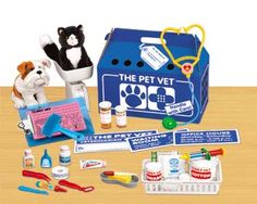 The Pet Vet- my kids fav gift this year! Highly recommend!
