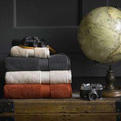 Christy Supreme Hygro 650gsm Cotton Towels - Almond