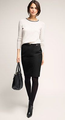Outfit ideen Liebesoutfit, edel und schick :: Things you Need to Know When Creating with Gem Beads W Business Outfit Frau, Business Outfits, Business Attire, Business Fashion, Business Casual, Classy Outfits, Chic Outfits, Fashion Outfits, Womens Fashion