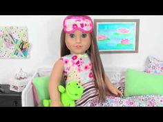 How to Make a Doll Sleeping Mask