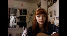 Tavi Gevinson singing Joni Mitchell as a tribute to Mindy Kahling.  The trifecta of cool women stuff.