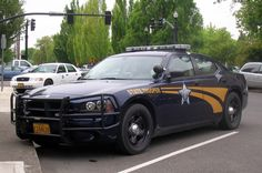 Oregon State Police Dodge Charger.