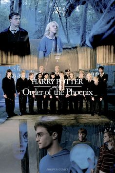 Harry Potter and the Order of the Phoenix - alternate movie posters