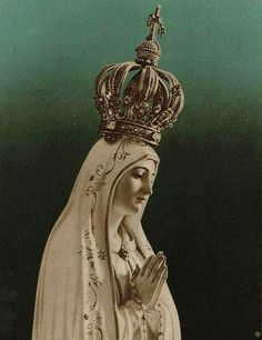 Our Blessed Mother Mary, Queen of Heaven & Earth