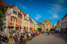 places to visit in germany in april   speyer germany speyer english formerly spires is a city in germany ...