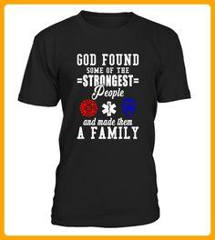 God Found Some Of The A Family - Shirts für neffen und nichten (*Partner-Link)