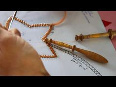 YouTube Gold Necklace, Youtube, Jewelry, Bobbin Lace, Lilac, Shuttle Bus Service, Papillons, Jewellery Making, Jewerly