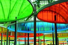 Monumenta exhibition in 2012, at the Grand Palais, Paris.  http://www.jeudepaumehotel.com/