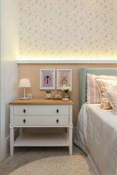 Pink Room, Dresser As Nightstand, Decoration, Guest Room, Entryway Tables, Beach House, Bedroom Decor, Storage, Furniture