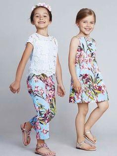 Conjuntos lindos para hermanas