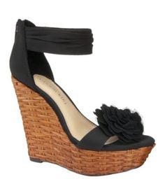 837799db9b Gianni Bini Bouquet Platform Wedge Sandals Gianni Bini Shoes, Boot Scootin  Boogie, Platform Wedge