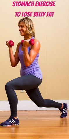 Stomach Exercise To Lose Belly Fat #stomach #exercise #belly #fat #fitness #weightloss