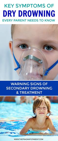 Dry Drowning Requires a Quick Responses! Know the Signs of Dry Drowning and Secondary Drowning (different things) and the Symptoms of Dry Drowning to watch for including unusual behavior and flu like symptoms Caused by Secondary Drowning. Keep your kids safe this summer when they're playing in and around water and avoid drowning and dry drowning. #drydrowning #poolsafety #watersafety