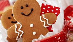 Prepara unas tradicionales galletas de jengibre esta Navidad ¡Aquí la receta!