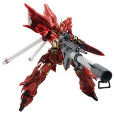 ROBOT SPIRITS [SIDE MS] Mobile Suit Gundam UC : MSN-06S Sinanju [Animation Edit.]