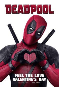 "Deadpool Superhero 2016 Marvel Hot New Art Movie 20""x14"" Poster"