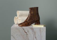 Elmworth Leather Closed Boots - love these good for the rain in town