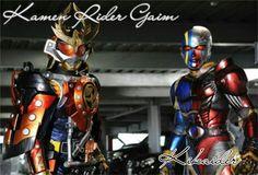 #KamenRiderGaim #Kikaider Episódio especial de Kamen Rider Gaim, com a participação especial do #HenshinHero Kikaider.