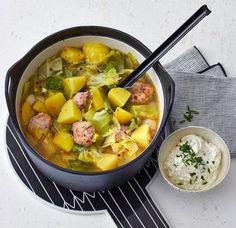 Kartoffel-Spitzkohl-Eintopf Rezept - [ESSEN UND TRINKEN]