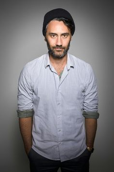 taika waititi - Good looking, talented, damn fine director and creator of funny shit out of NZ.