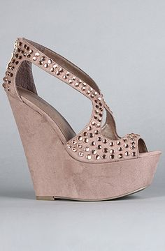 lovin these!! -- The Nifty Shoe in Pink by Zigi Shoes -- Karmaloop