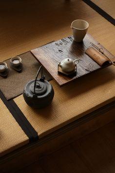 Chinese Tea Room, Chinese Tea Set, Tea Japan, Kyoto Japan, Japanese Tea House, Japanese Tea Table, Pretty Things, Zen Tea, Tee Set