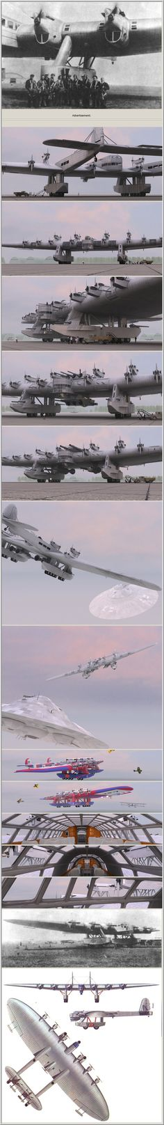 Russian Flying Fortress