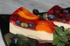 Cheesecake, Food, Thermomix, Kuchen, Cheesecakes, Essen, Meals, Yemek, Cherry Cheesecake Shooters