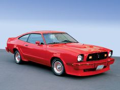 Ford Mustang II King Cobra | 1978 Ford Mustang II King Cobra - Saturday Night Fever Photo Gallery