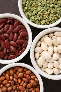 Dried Beans - Dried bean measurements and conversions