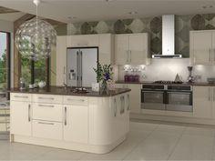 Livorna Cream Kitchens - Buy Livorna Cream Kitchen Units at Trade Prices
