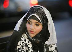 Modern Hijab Styles for girls - SAIMA BEAUTY SALON AND
